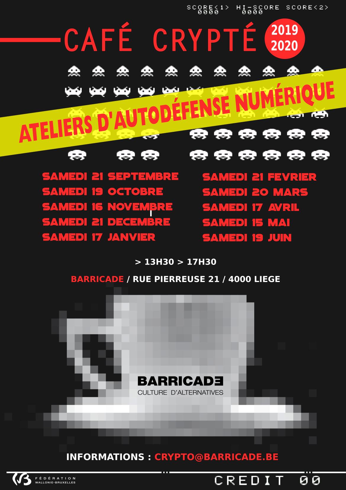 Café Crypté 2019
