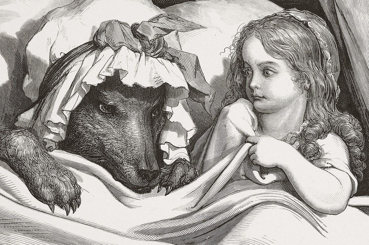 Gustave Dore - Contes Perrault DP