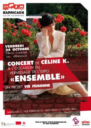 Concert de Céline K.